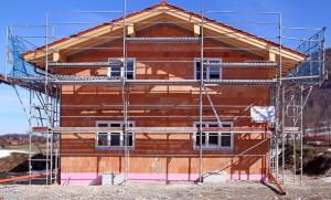 Baufinanzierung ist immer noch günstig